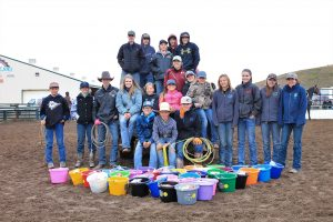 Sponsored Gifts to all Youth Ropers from Home Treasures and The Feed Store! Thanks for Supporting our Young Ropers in 2018!